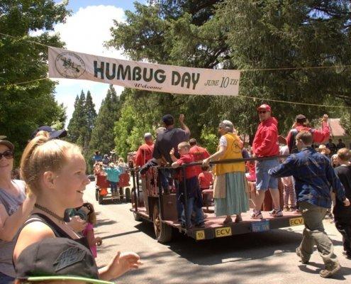 Humbug Day - Malakoff Diggins